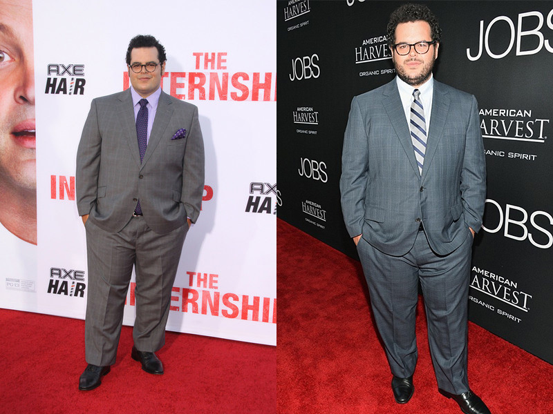 Josh Gad Weight Loss Weight Loss  David Allen